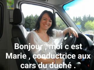 Marie (Partie 1) - Les Cars du Duché