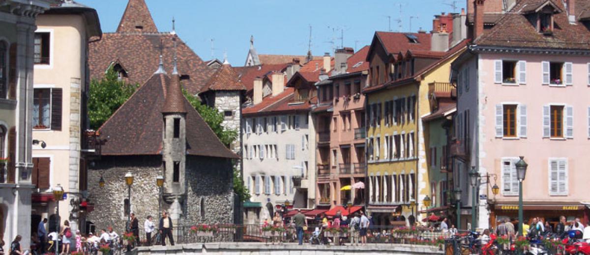 Annecy et La Savoie