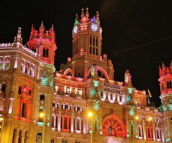 Les Illuminations de Madrid