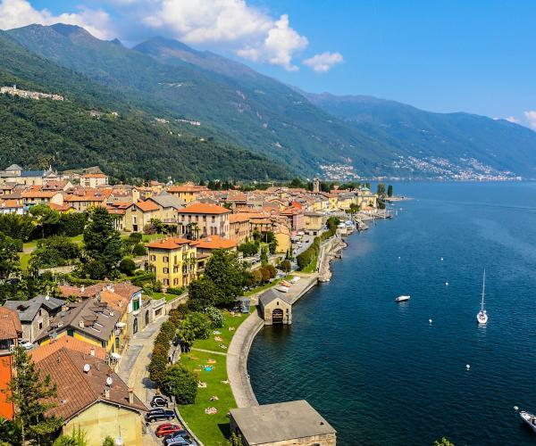 Le romantisme des lacs italiens