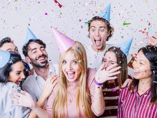Un anniversaire, Une fête ...