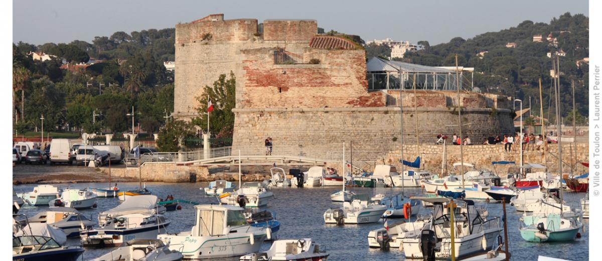Une journée à Toulon