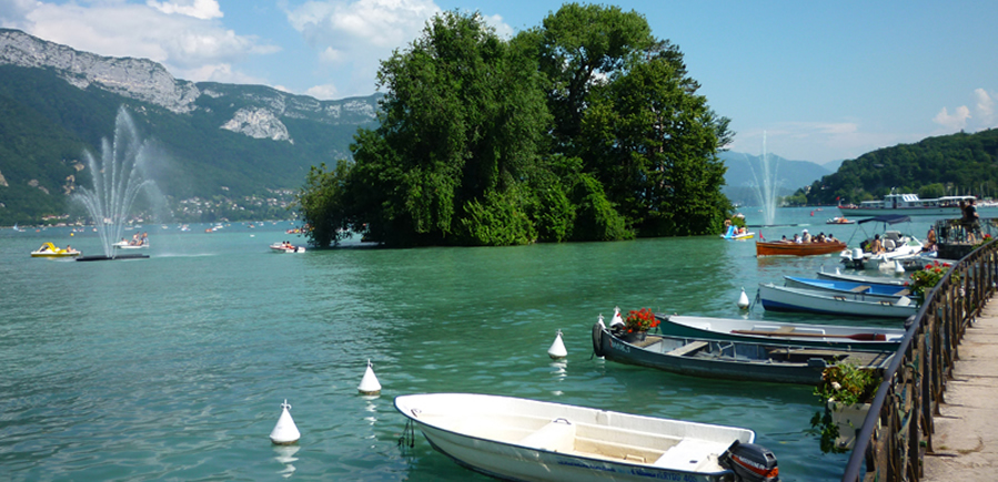 Annecy et la savoie al s n mes id es for Agence paysage annecy