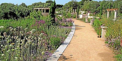 Jardin de balaruc abbaye de valmagne 28 mai 2015 for Jardin mai 2015